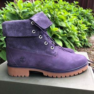 Timberland Purple Boots